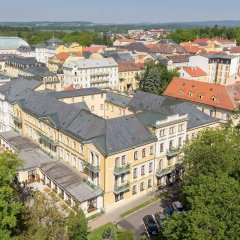 Отель Belvedere Spa House Hotel Чехия, Франтишкови-Лазне - отзывы, цены и фото номеров - забронировать отель Belvedere Spa House Hotel онлайн пляж
