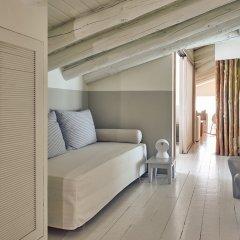 Отель Ekies All Senses Resort Греция, Ситония - отзывы, цены и фото номеров - забронировать отель Ekies All Senses Resort онлайн комната для гостей фото 5