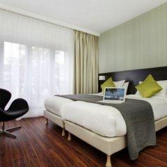 Отель Citadines Sainte-Catherine Brussels комната для гостей фото 5