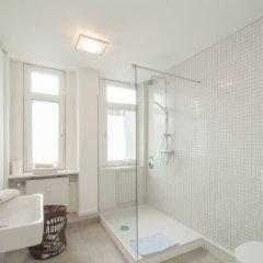 Отель Appartement Ontop Германия, Гамбург - отзывы, цены и фото номеров - забронировать отель Appartement Ontop онлайн ванная фото 2