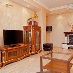 Апартаменты Apartments at Arbat Area комната для гостей фото 3