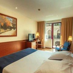 Отель Sorolla Centro Испания, Валенсия - отзывы, цены и фото номеров - забронировать отель Sorolla Centro онлайн комната для гостей фото 4
