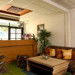 Отель Bansabai Hostelling International Таиланд, Бангкок - 1 отзыв об отеле, цены и фото номеров - забронировать отель Bansabai Hostelling International онлайн детские мероприятия