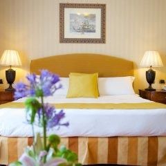 Hotel Excelsior Palace Palermo 4* Стандартный номер с двуспальной кроватью фото 9