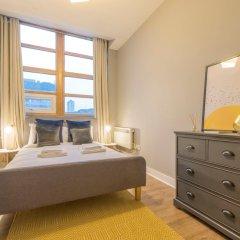 Апартаменты 2 Bedroom Apartment Near Manchester Victoria комната для гостей фото 3