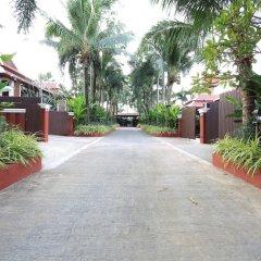 Отель Вилла Boutique Resort Private Pool парковка