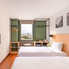Отель Ibis Bangkok Sathorn Бангкок комната для гостей фото 4
