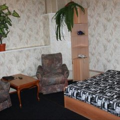 Гостиница От и до интерьер отеля фото 2