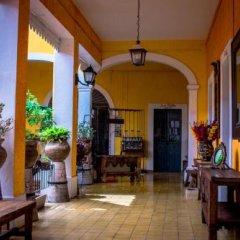 Отель Casona Tlaquepaque Temazcal y Spa интерьер отеля фото 3