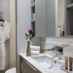 Отель Citadines Saint-Germain-des-Prés Paris Париж ванная