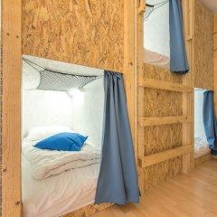 Bubu Hostel удобства в номере фото 2