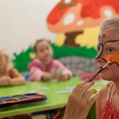 Отель Aska Just In Beach – All Inclusive детские мероприятия