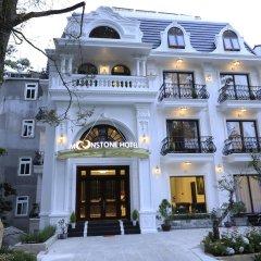 Moonstone Hotel Далат вид на фасад