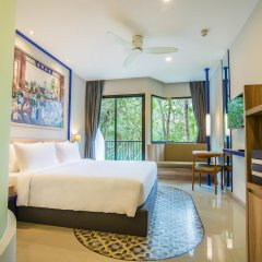 Отель Holiday Inn Express Krabi Ao Nang Beach комната для гостей фото 4