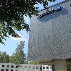 Отель Radisson Blu Hotel, Espoo Финляндия, Эспоо - 10 отзывов об отеле, цены и фото номеров - забронировать отель Radisson Blu Hotel, Espoo онлайн вид на фасад