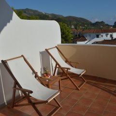 Отель Anagenessis Suites & Spa Resort - Adults Only Греция, Закинф - отзывы, цены и фото номеров - забронировать отель Anagenessis Suites & Spa Resort - Adults Only онлайн балкон