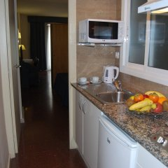 Отель Aparthotel Atenea Calabria в номере