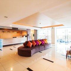 Отель Hyde Park Residence by Pattaya Sunny Rentals Паттайя интерьер отеля