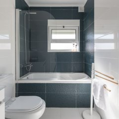 Отель Wanderlust Reis ванная