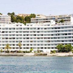 Отель Globales Verdemar Apartamentos Испания, Коста-де-ла-Кальма - отзывы, цены и фото номеров - забронировать отель Globales Verdemar Apartamentos онлайн пляж фото 2