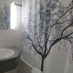 Отель Brunnenhof City Center Германия, Мюнхен - 1 отзыв об отеле, цены и фото номеров - забронировать отель Brunnenhof City Center онлайн ванная фото 2