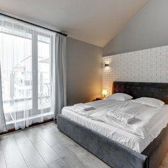 Отель Apartinfo Waterlane Apartments Польша, Гданьск - отзывы, цены и фото номеров - забронировать отель Apartinfo Waterlane Apartments онлайн комната для гостей фото 3
