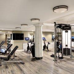 Отель Riggs Washington DC США, Вашингтон - отзывы, цены и фото номеров - забронировать отель Riggs Washington DC онлайн фитнесс-зал