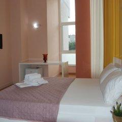 Отель Villa Green Garden Албания, Саранда - отзывы, цены и фото номеров - забронировать отель Villa Green Garden онлайн комната для гостей фото 4