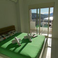 Отель Sunset Hostel Албания, Саранда - отзывы, цены и фото номеров - забронировать отель Sunset Hostel онлайн комната для гостей фото 3