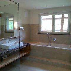 Hotel Pfeldererhof Alpine Lifestyle Горнолыжный курорт Ортлер ванная фото 2