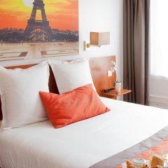 Отель Hôtel Alyss Saphir Cambronne Eiffel комната для гостей