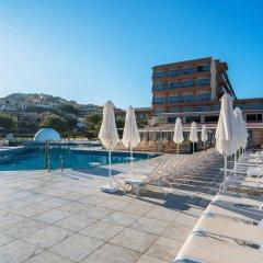 Отель Thb Cala Lliteras Испания, Кала Ратьяда - отзывы, цены и фото номеров - забронировать отель Thb Cala Lliteras онлайн бассейн фото 3