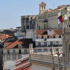 Отель Altis Avenida Hotel Португалия, Лиссабон - отзывы, цены и фото номеров - забронировать отель Altis Avenida Hotel онлайн приотельная территория