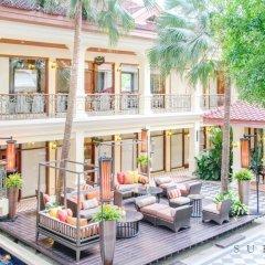 Отель The Sukosol Бангкок балкон