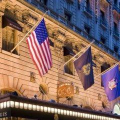 Отель The St. Regis New York США, Нью-Йорк - отзывы, цены и фото номеров - забронировать отель The St. Regis New York онлайн