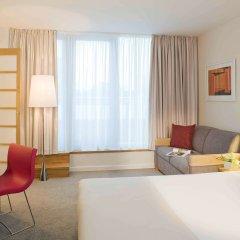 Отель Novotel Wien City комната для гостей фото 2
