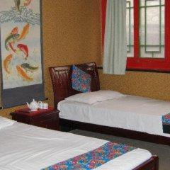 Отель Badaling Tieguowang Inn Beijing комната для гостей фото 3