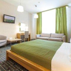 Гостиница Меридиан 3* Стандартный номер с двуспальной кроватью фото 2