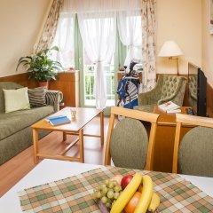 Отель Holiday Club Apartman Hotel Венгрия, Хевиз - отзывы, цены и фото номеров - забронировать отель Holiday Club Apartman Hotel онлайн комната для гостей фото 4