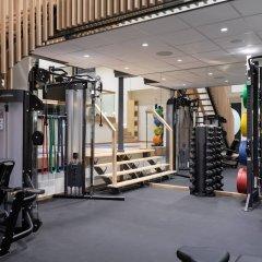 Amsterdam Marriott Hotel фитнесс-зал фото 3