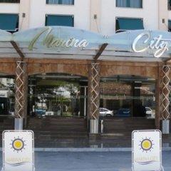 Отель Marina City Балчик парковка