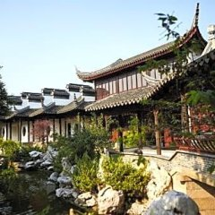 Отель Tongli Lakeview Hotel Китай, Сучжоу - отзывы, цены и фото номеров - забронировать отель Tongli Lakeview Hotel онлайн фото 5