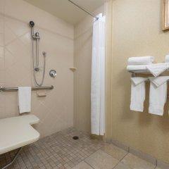 Отель Quality Inn & Suites США, Виксбург - отзывы, цены и фото номеров - забронировать отель Quality Inn & Suites онлайн ванная фото 2