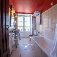 Отель Pousada do Marão - S. Gonçalo Португалия, Амаранте - отзывы, цены и фото номеров - забронировать отель Pousada do Marão - S. Gonçalo онлайн ванная фото 2