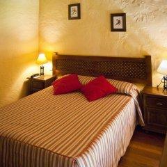 Hotel Galaroza Sierra Галароса комната для гостей фото 3