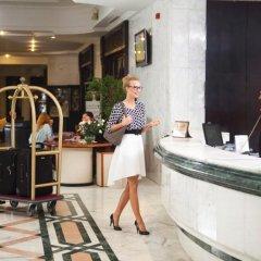 Отель El Mouradi Palm Marina Тунис, Сусс - отзывы, цены и фото номеров - забронировать отель El Mouradi Palm Marina онлайн интерьер отеля фото 3