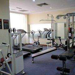 Mulia Hotel фитнесс-зал