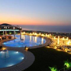 Отель Royal Heights Resort Villas & Spa Греция, Малия - отзывы, цены и фото номеров - забронировать отель Royal Heights Resort Villas & Spa онлайн бассейн фото 2