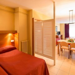 Отель Апарт-отель Bertran Испания, Барселона - 1 отзыв об отеле, цены и фото номеров - забронировать отель Апарт-отель Bertran онлайн комната для гостей фото 5