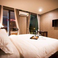 Отель C U Inn Bangkok Таиланд, Бангкок - отзывы, цены и фото номеров - забронировать отель C U Inn Bangkok онлайн комната для гостей фото 4